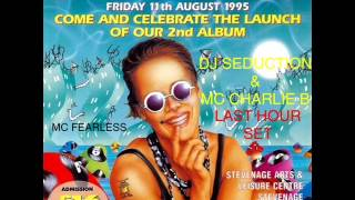 Dj Seduction Last Hour Set @ United Dance 11th August 1995