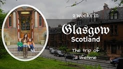 Great Places to Eat in Glasgow Scotland (bonus: see our cute Kirklee Hotel)