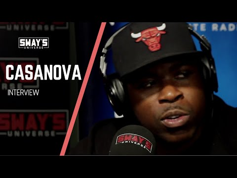 Casanova Talks New EP 'Commissary' and Gets Career Advice From Bumpy Knuckles