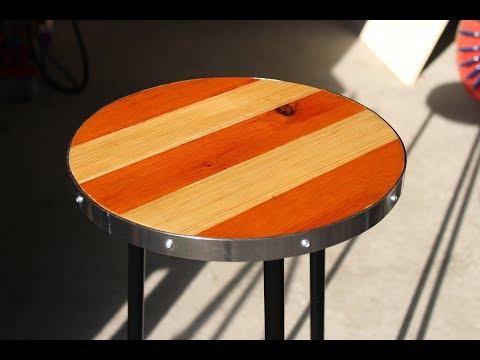 Sgabello fai da te (homemade stool)