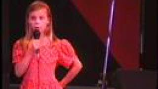 Amazing Opera Singing Sensation 8 Years Old