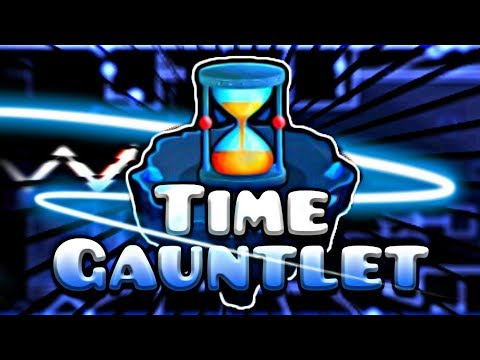 ''Time Gauntlet'' Complete [All Levels] | Geometry Dash [2.11]
