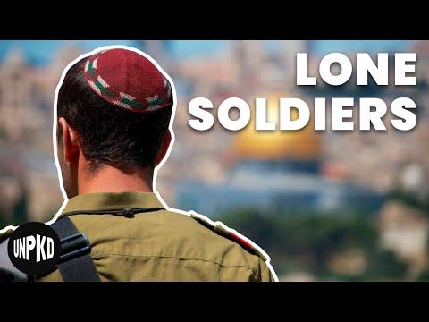 The Unique Phenomenon Of The IDF's Lone Soldier?