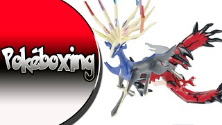 Unboxing - Collection #33/34 Xerneas & Yveltal