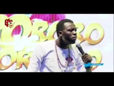 Download Akpororo go mad on stage again!! Akpororo vs Akpororo 2016 Lagos Part 3