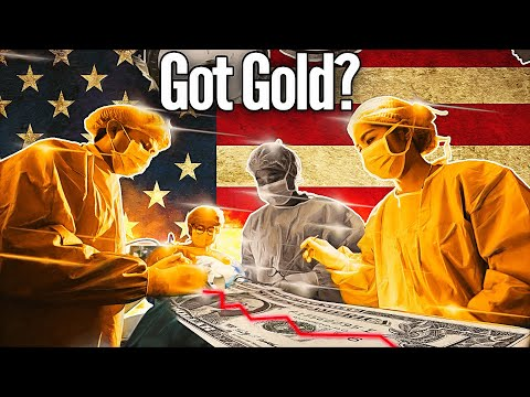 The US Dollar Is On Life Support - Got Gold?