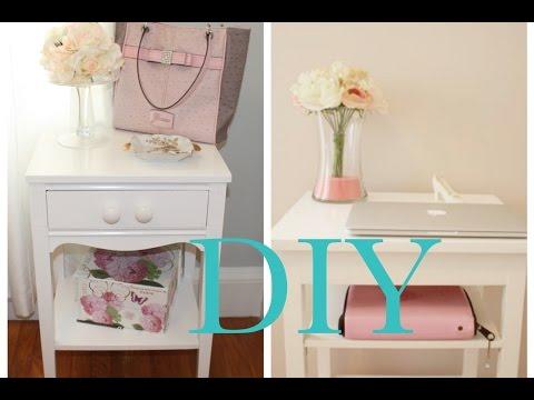 Diy transforma tus muebles viejos a nuevos youtube - Transformar muebles viejos ...