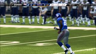 Madden NFL 25 - New England Patriots vs. New York Giants Gameplay [HD]