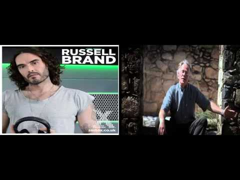 New 2018  Russell Brand Graham Hancock   Hidden Void In Great Pyramid  Ancient Civilizations