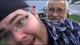 A GREAT DAY WITH ANGRY GRANDPA