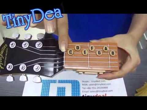 Электронная гитара с ИК сенсором