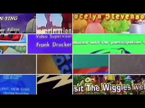 Blue, Clifford, C&TT, LB, Madeline, M&TFB, MS, PB&J, RPO, Spongebob, SMB., Wiggles, Zoboo Remix
