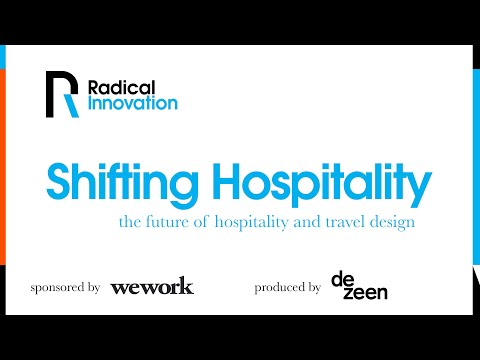 Watch Our Talk On The Future Of Hospitality And Travel Design | Design | Dezeen
