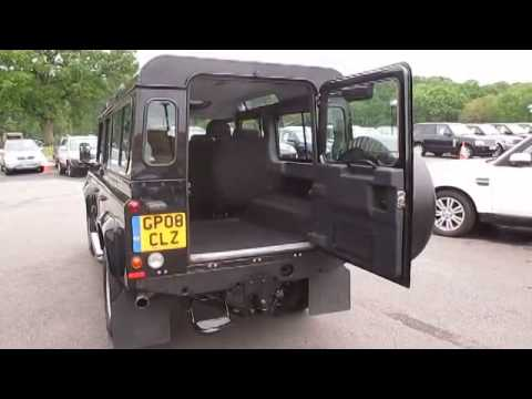 Land Rover Defender 110 Xs 2 5 Station Wagon 5 Door Diesel
