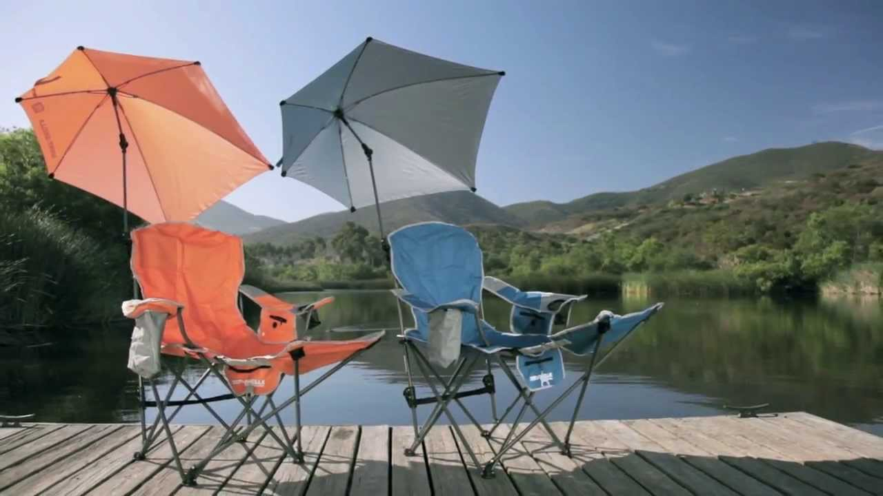 Chair With Umbrella Sport Brella Recliner Chair Introduction
