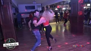 George Dice & Adelina Zoe @ Oltenia Salsa Fest 2018 (#281)  Contando Minutos  / Daniel Santacruz