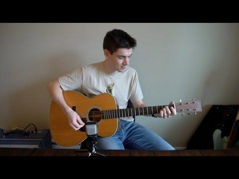 Asaf Avidan - One Day/Reckoning Song Cover