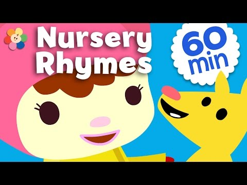 Nursery Rhymes Compilation | 1 Hour of Songs for Kids - Old MacDonald, BINGO & more Children's Songs