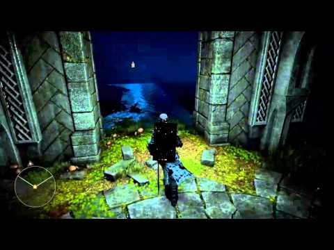 Dragon Age inquisition. Lost Temple runes