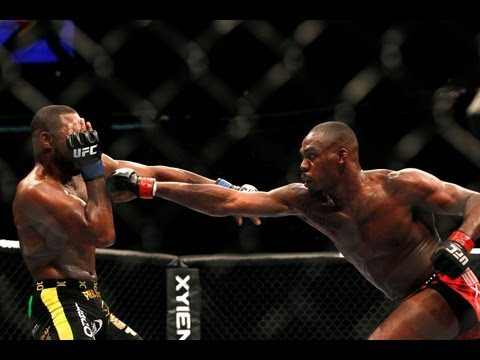 Jon Jones vs. Rashad Evans