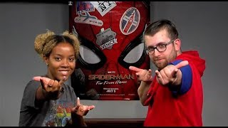 THOUGHTS ON... SPIDER-MAN: FAR FROM HOME (2019)