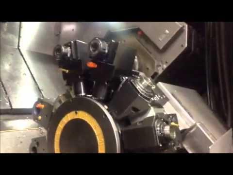 324841 Mori Seiki ZT2500SY CNC Turning Center