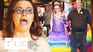 Lesbian Gypsy Bride's Family Does Everything They Can To Stop Same-Sex Wedding | Gypsy Brides US