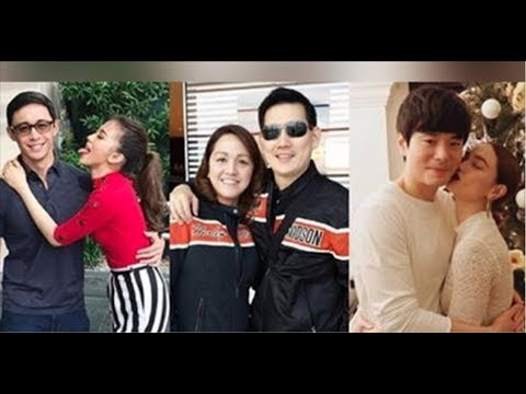 Extraordinary love  Kapamilya Celebs who found love in their non showbiz lovers!