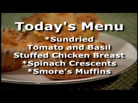 Everyday Manna with Lisa Smith: Sun Dried Tomato & Basil Stuffed Chicken Breasts
