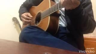Độc thoại- cover guitar