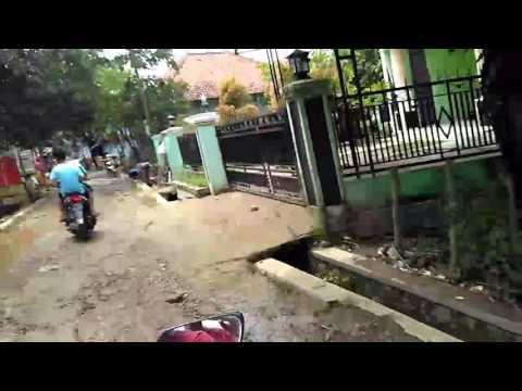 Kondisi pasca Banjir kecamatan Cibingbin