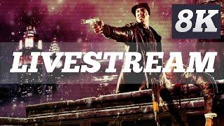 Max Payne 3 8K PC Gameplay | Titan XP 4 Way SLI | ThirtyIR