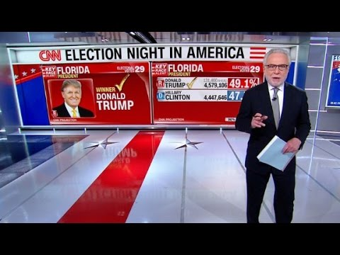 Donald Trump wins Florida, CNN projects