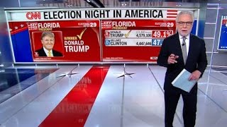 Donald Trump wins Florida, CNN projects