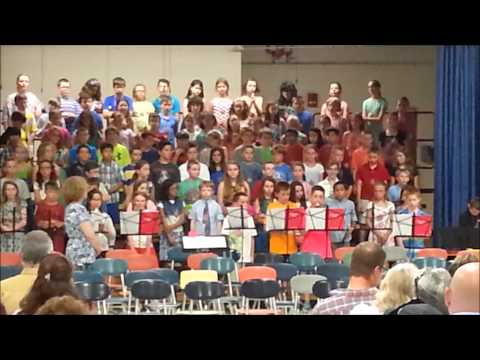 Griffin Memorial School Recognition Day 2015
