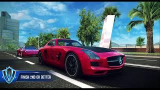 Asphalt 8: Mercedes-Benz SLS A…