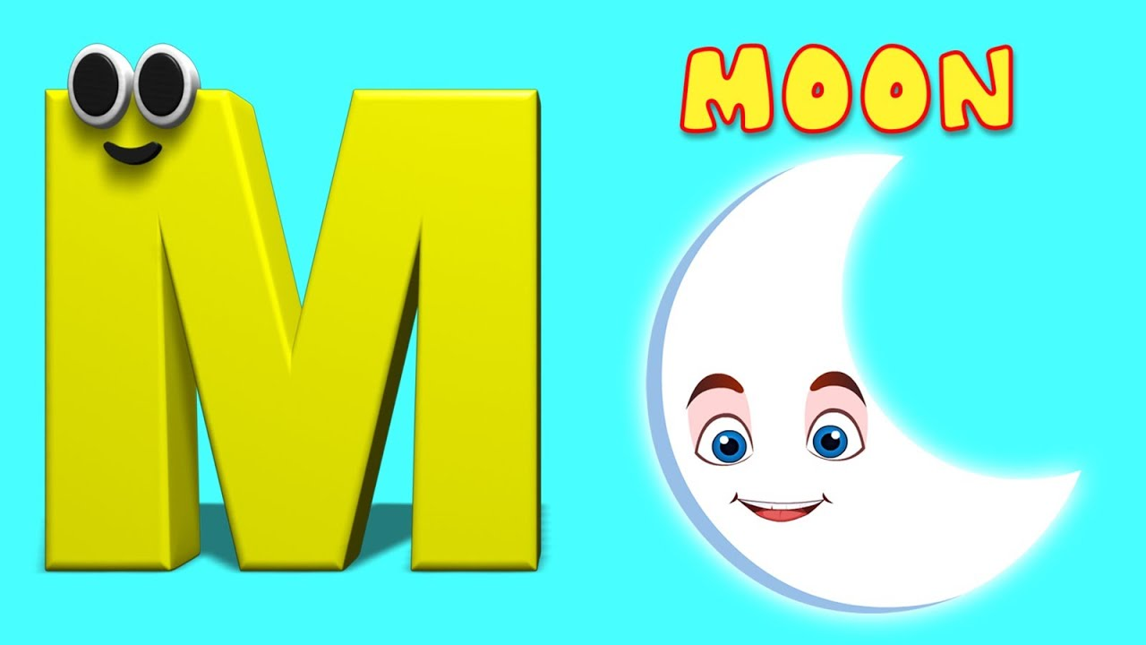 Phonics Letter M Song Youtube