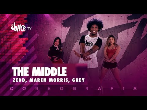 The Middle - Zedd, Maren Morris, Grey | FitDance TV (Coreografia) Dance Video