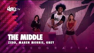 The Middle - Zedd, Maren Morris, Grey | FitDance TV (Coreografia) Dance Video