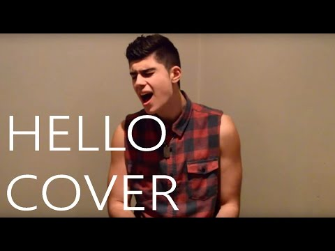 Hello - Adele Cover By Andrew Lambrou