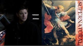 Дин узнаёт что он - Меч архангела Михаила | Сверхъестественное 5х01