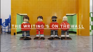 OK Go - The Writing's on the Wall (LEGO version)