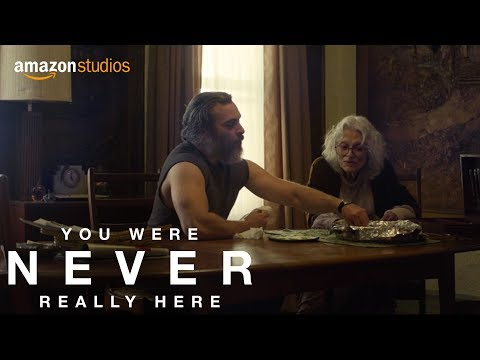You Were Never Really Here - Clip: Alphabet   Amazon Studios