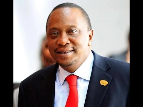 President Uhuru Kenyatta's speech after he was declared president-elect in Kenya's 2017 poll