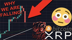ATTENTION: THIS IS WHY XRP/RIPPLE & BITCOIN ARE PLUMMETING! WHAT'S NEXT WILL SHOCK YOU!