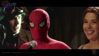 Человек-паук: Вдали от дома - странный трейлер от Альдо Джонса