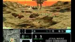 Star Wars Force Commander Trailer