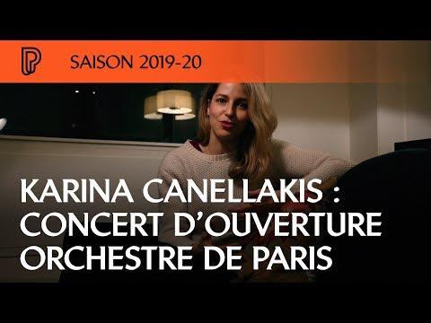 Saison 2019-2020 de l'Orchestre de Paris : Karina Canellakis