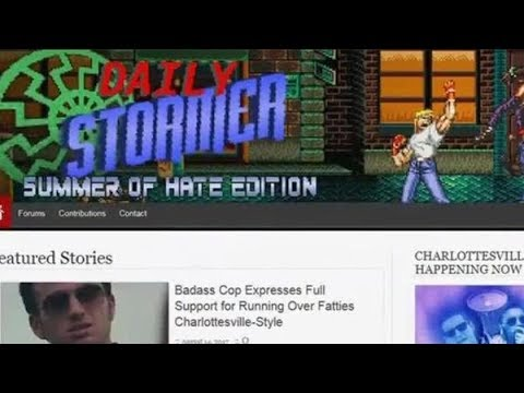 Did The Daily Stormer Deserve To Be Wiped Out? | Los Angeles Times