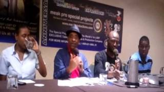 History Of Black Gay Atlanta (Black Gay Pride Press Conference 1-ITLA)